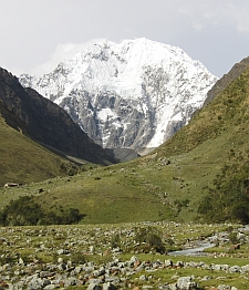Salkantay Mountain - 6,274 meters