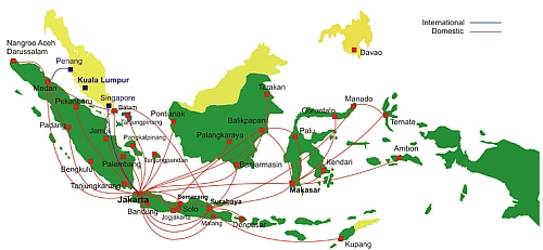Indonesia\'s Airline Battle Good for Budget Travelers