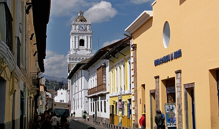 Quito, Ecuador - one of the cheapest places to live