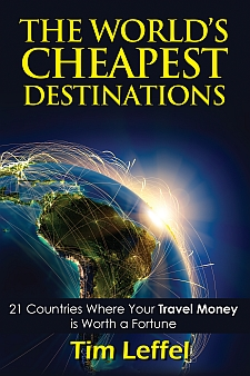cheapest places to travel in the world