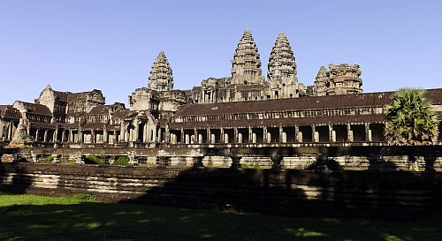 main temples