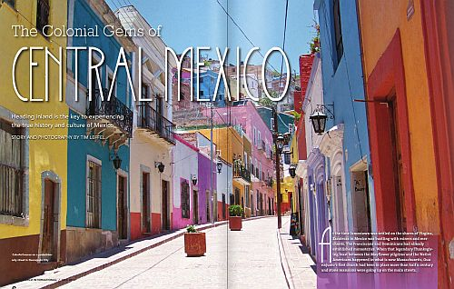 Why To Go To Colonial Mexico