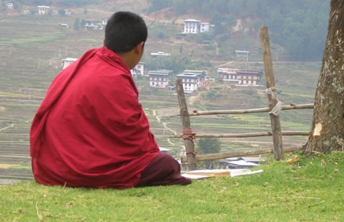 Bhutan guided tour