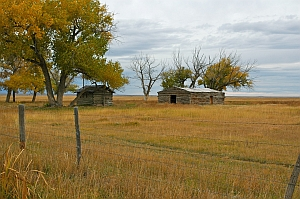 Wyoming Farmhouse