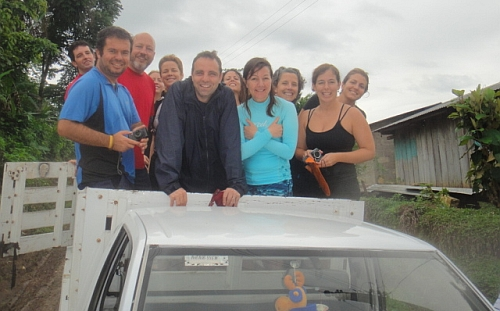 Chiapas travel