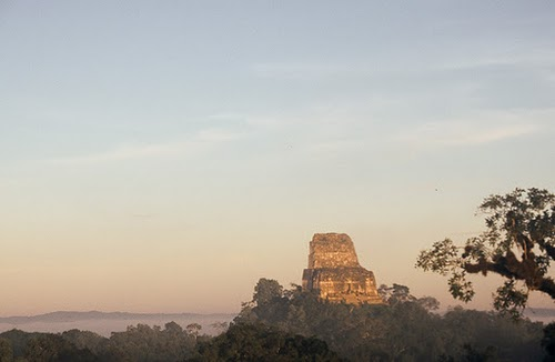 Photographing Tikal: Before Dawn in the Place of Voices