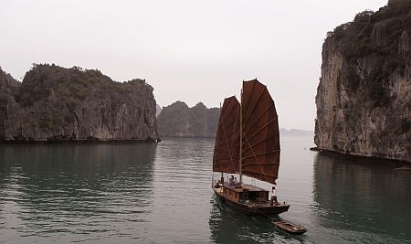 A Southeast Asia Guidebook Author Finds Dragon Legends Pirate Coves And Mysterious Shapes While Exploring The Karst Limestone Landscapes Of Northern