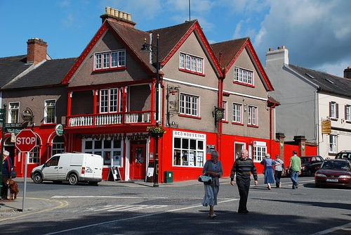 Ireland pubs travel