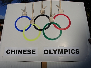 Olympic Fire and Brimstone in China - Michael Buckley