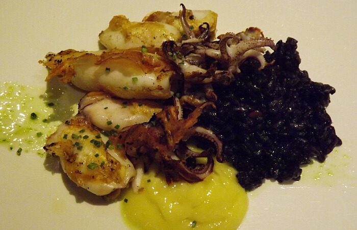 Seafood of Portugal