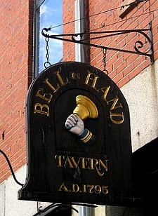 bell in hand pub