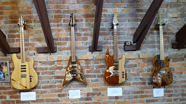 Guitars by Joe Munij