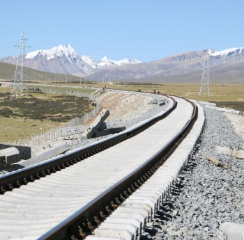 Tibet Railroad