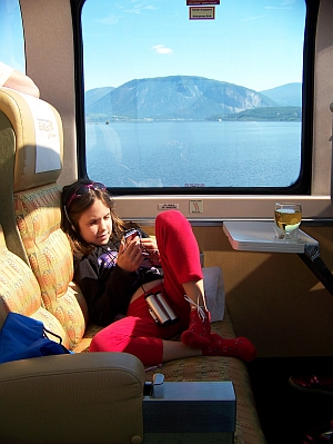 rocky mountaineer seat