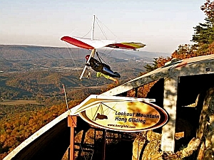Voices & Choices When a Human Flies - Hang Gliding in