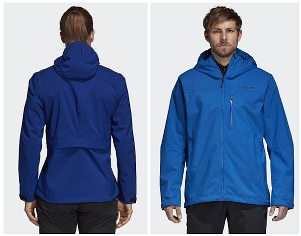 waterproof traveling jacket