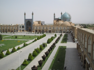 Iran Royal Square