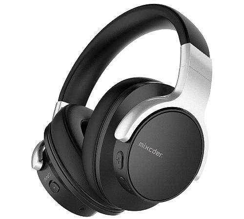 Mixcder noise canceling Bluetooth headphones
